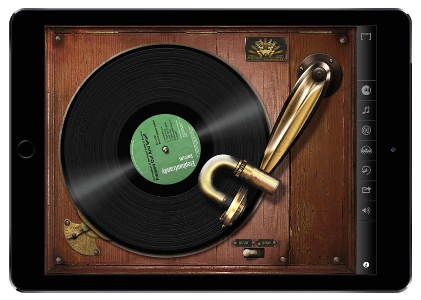 Vinyl - 40's player