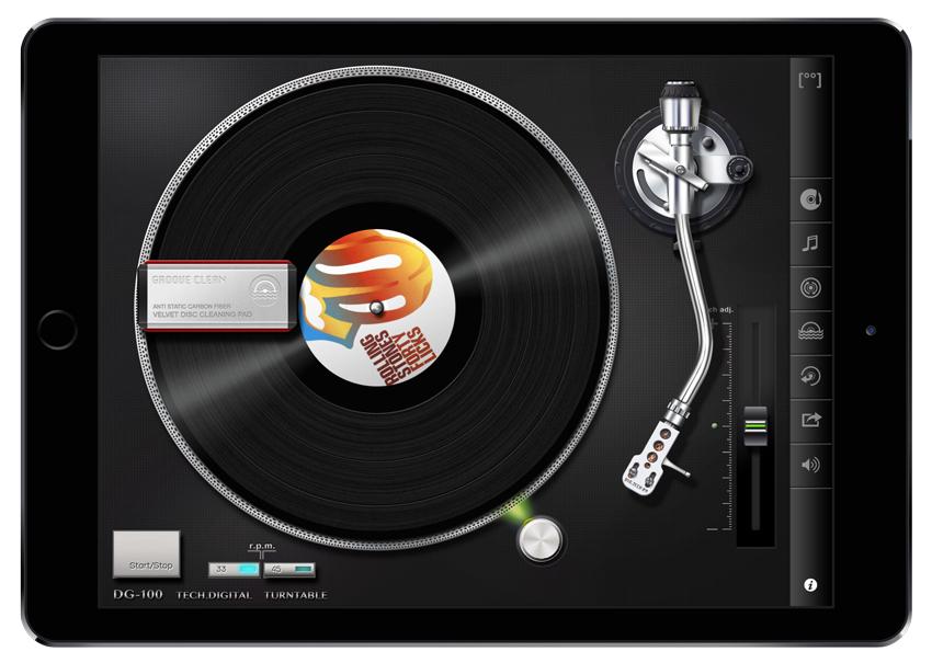 Vinyl - 90's player